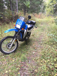 1993 klr 650 looking to trade
