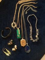 Jewellery - vintage, antique and silver