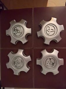 Toyota Tacoma Wheel Center Caps x4