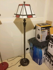 lamp a pied
