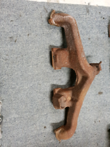 Holden red motor exhaust manifold Wattle Grove Kalamunda Area Preview