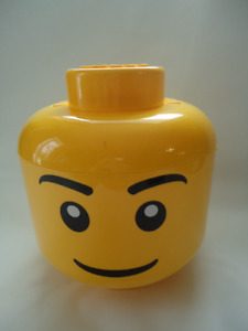 Lego large sort and store head.