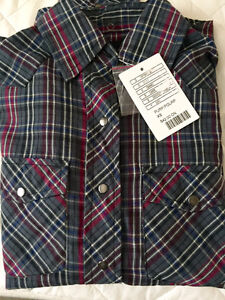 BRAND NEW ***URBAN OUTFITTERS*** PLAID SHIRT