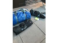 Outwell Virginia 5 tent bundle
