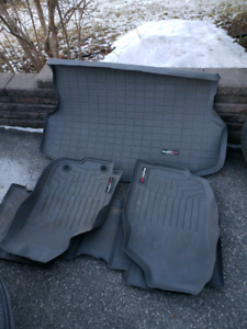 Toyota Rav4 water tech mats