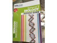 National 5 biology success guide