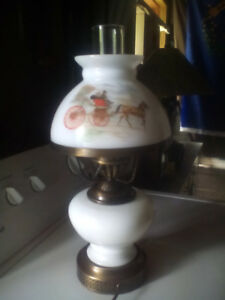 3 table lamps your choice 20.00 each