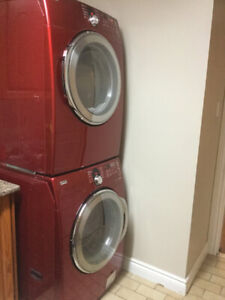 Kenmore Washer & Dryer for Sale - Stackable