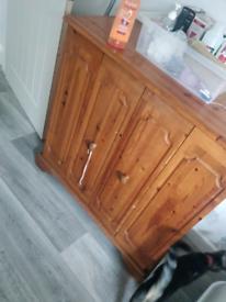 TV cabinet and corner unit