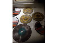 Job lot Cutting/Grinding disk NEW