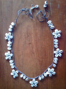 Handmade Shell Necklace