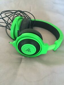 Razer head phones