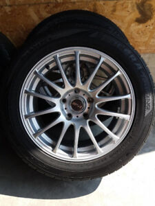 Wheels and rims - excellent condition!!