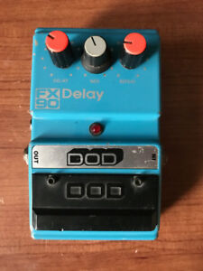 Delay analog DOD FX90
