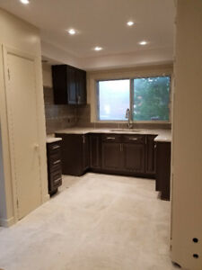 Renovated 5 1/2 to be rented !!!