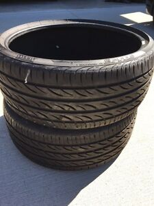 "20"" Low Pro Tires Almost Brand New 20"" Windsor Region Ontario image 6"