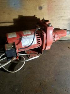Red Lion Convertable Jet Pump