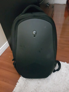 Used Alienware 17 inch backpack.