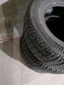 4 arctic claw tires  PRICE REDUCED