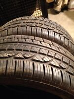 Cooper Zeon RS3-A. 245/45R20. M+S