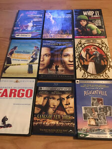 DVD's- Comedy and Drama