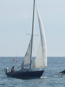 26ft Sailing Sloop, Rent to Own!