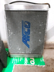 Racing Radiator, chevy 454,stroker,350 sbc