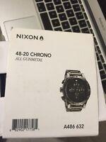 nixon 48-20 chrono A486632