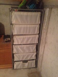 5 basket storage