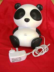 Electric Friends Sing Sing Panda Ipod Docking Dock Station Speak