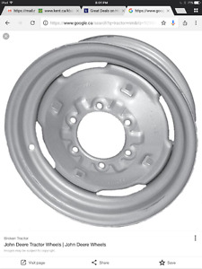 Looking for tractor rim 18.4 x 38