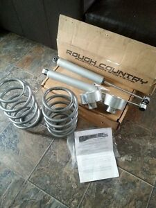 Lift kit 3 pouces Jeep Liberty KJ (02-07) Rough Country