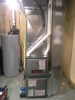Water heater & furnace  install as package $3800!!! summer deal