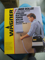 WAGNER – CORDLESS PAINT ROLLER - NEW