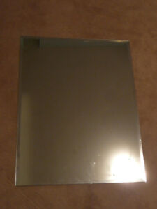 "RECTANGULAR BEVELED EDGE FRAMELESS MIRROR (36"" X 44.5"")"