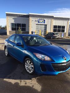 2012 Mazda Mazda3 GS Sky 4D Sedan AT