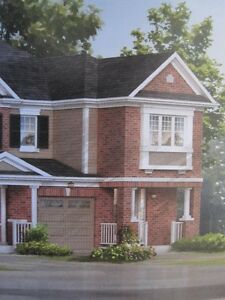 4 Beds Brand New Town for Rent at Waterdown & Burlington Border