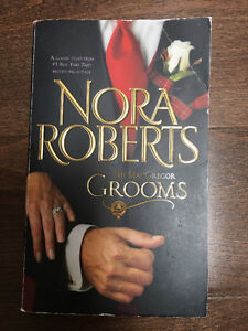 The MacGregor Grooms.  Written by Nora Roberts.