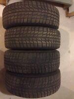 205/65r15 Michelin X-ice