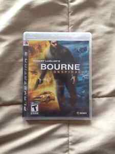 Play Station 3 (Bourne)