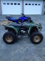 2 Yamaha Wolverine 350 4x4's ~ Package Deal ~