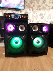 Samsung giga sound system