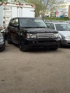 Need 2007 Range 4.2L supercharged engineASAP