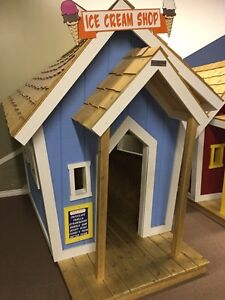 Kids Crooked Houses