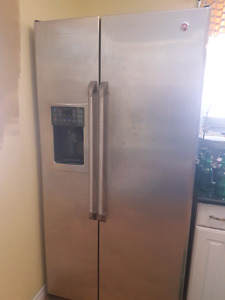 Massive $3,000 GE Profile Fridge for Half Price!