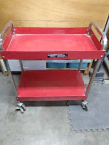 MECHANICS SERVICE UTILITY CART