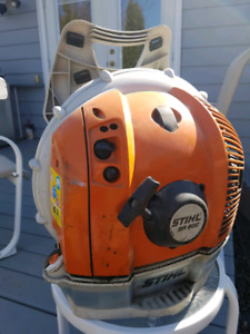 Stihl leaf and snowblower