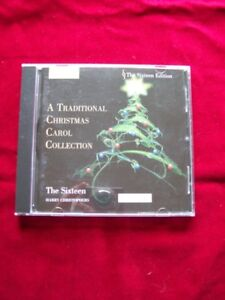 A TRADITIONAL CHRISTMAS CAROL COLLECTION VOL. 1 THE SIXTEEN