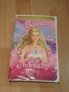 VHS Barbie in the Nutcracker (VHS, 2001)
