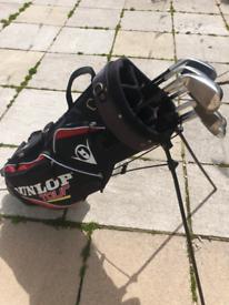 Dunlop golf clubs ,